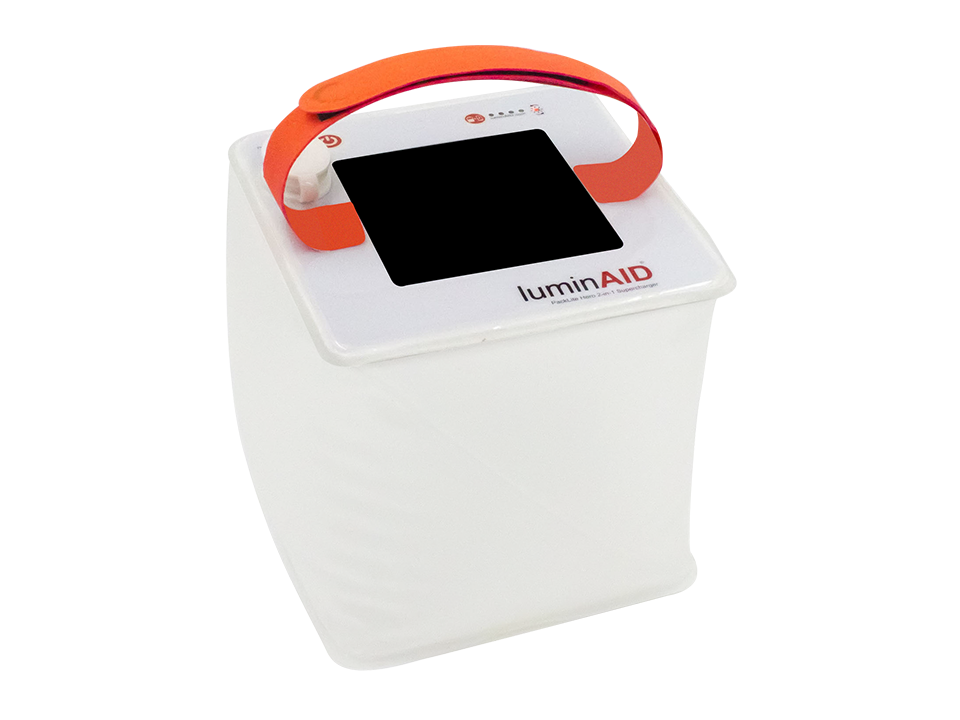 LuminAID Packlite Hero